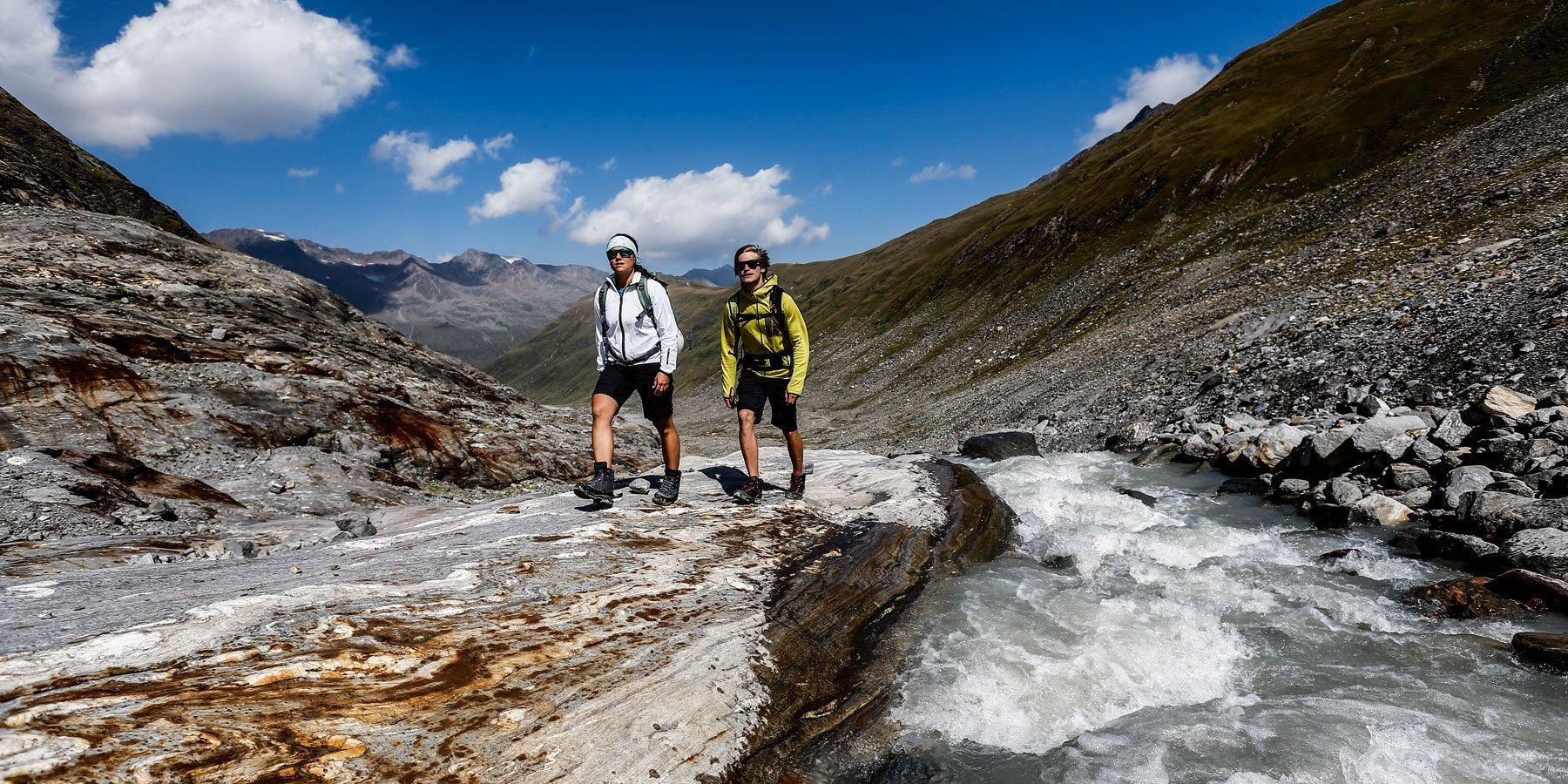 Wandern in Obergurgl