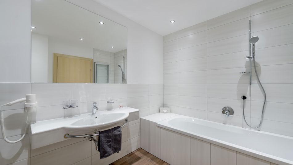 Badezimmer Granatenkogel